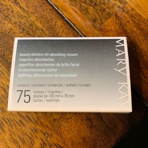 MaryKay Beauty Blotters